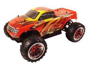 RK - MONSTER R/C 1/10 4WD