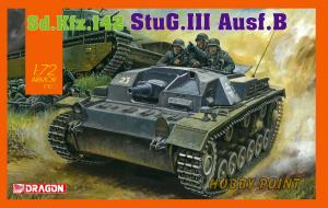 DRAGON - 1/72 STUG.111 AUSF.A