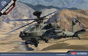 ACADEMY - 1/72 AH-64D ROYAL ARMY