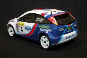 RALLY LEGENDS - FORD FOCUS WRC RTR. McRAE-GRIST 2001