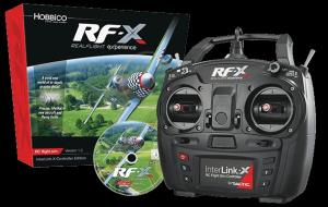GREAT PLANES - REAL FLIGHT RF-X INTERLINK-X CONTROLLER 1