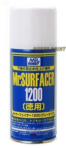GUNZE SANGYO - B515 MR SURFACER 1200 SPRAY 170ml