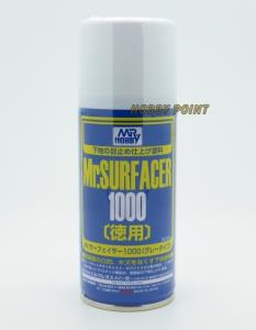 GUNZE SANGYO - B519 MR SURFACER 1000 SPRAY 170ml  Bianco