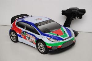 KM - RALLY CAR 1/10 BRUSHLESS