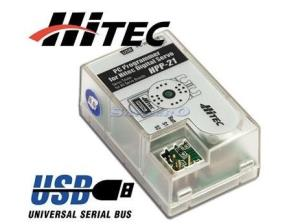 HITEC - HPP-21 PC INTERFACE DIGITAL SERVO PROGRAM