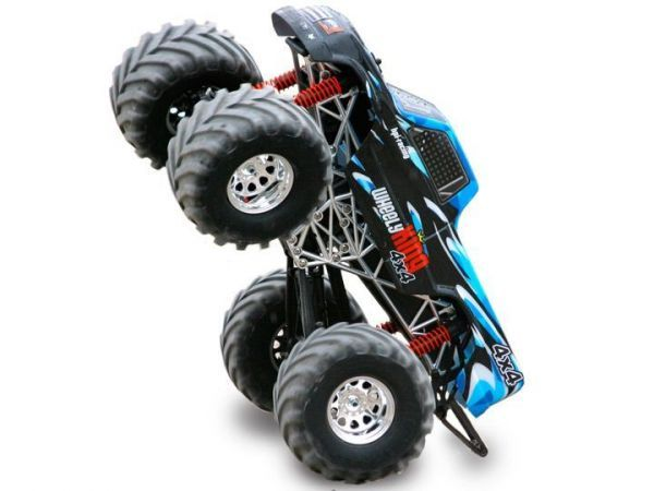 HPI - WHELLY KING TRUCK 4X4 RTR