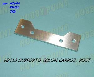 MIURA - SUPPORTO COLONNINE CARROZ. POST.