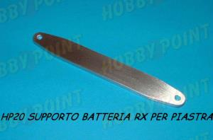 HOBBY POINT - SUPPORTO BATTERIE RX