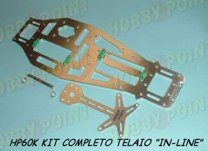 HOBBY POINT - KIT COMPLETO TELAIO IN-LINE