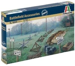ITALERI - ACCESSORIES WW II