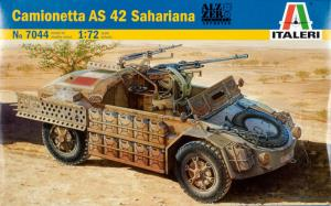 ITALERI - AS 42 SAHARIANA