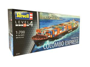 REVELL - 1:700 CONTAINER SHIP