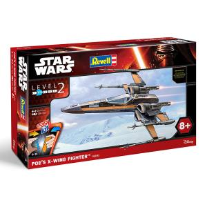 REVELL - POEIS X-WING FIGHTER