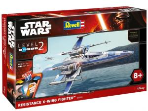 REVELL - RESISTANCE X-WING FIGHTER