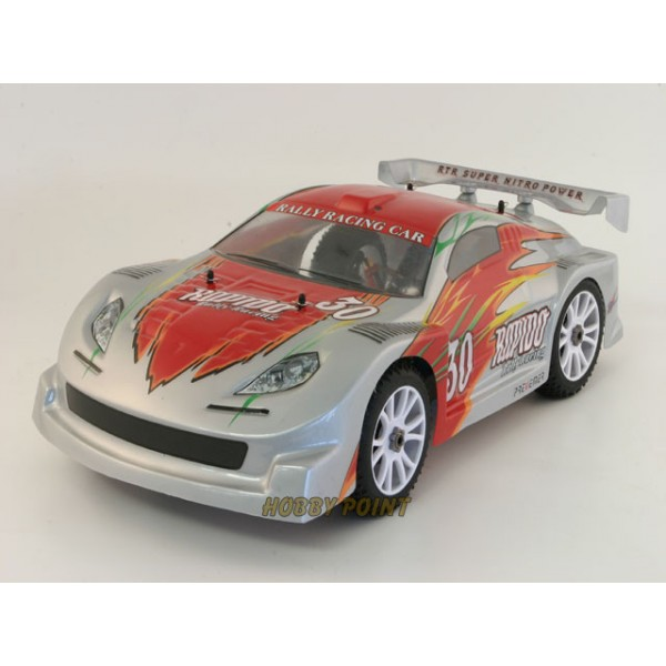 RK - 1/8  ELECTRIC BRUSHLESS ON ROAD 4WD