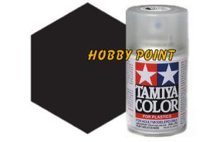 TAMIYA - 06 SPRAY MATT BLACK