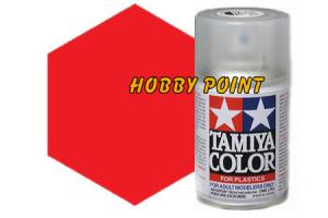 TAMIYA - 08 SPRAY ITALIAN RED