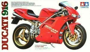 TAMIYA - 1/12 DUCATI 916 LIMITED EDITION