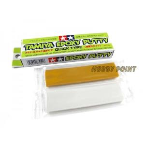 TAMIYA - EPOXY PUTTY (QUIK TYPE)